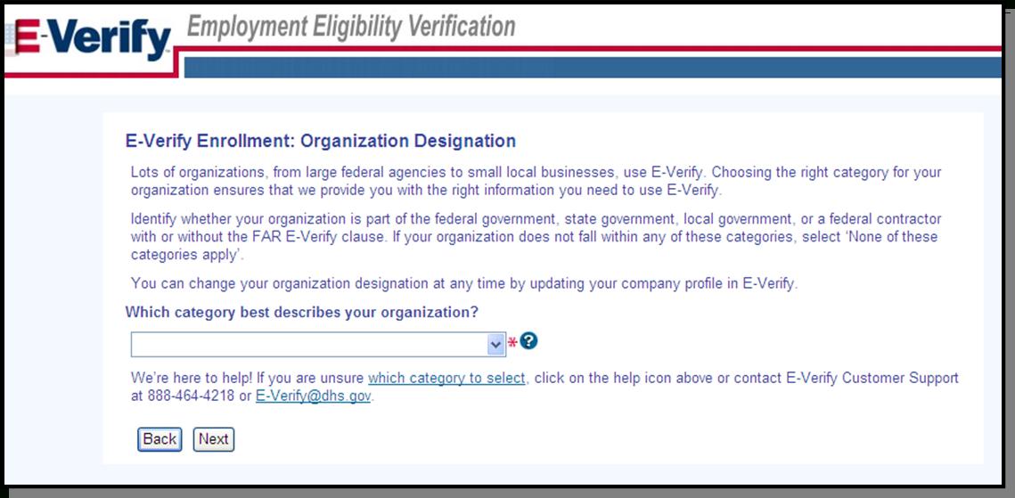Quick Reference Guide For E Verify Enrollment